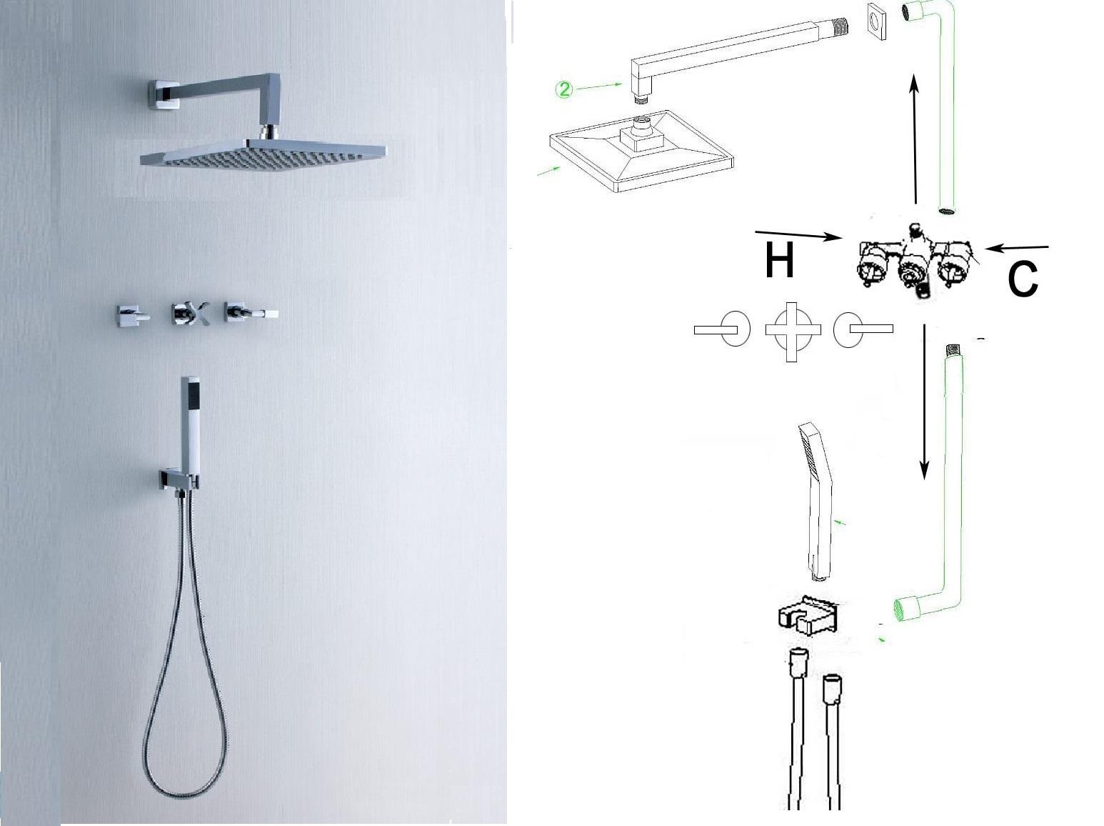 Kraus Shower Set Installation Instructions Bathselect Blog