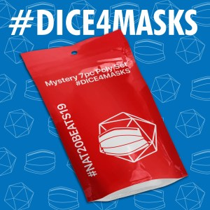 #Dice4Masks Mystery Set