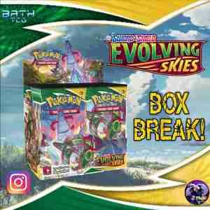 Live Box Breaks