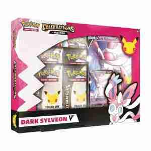 Pokemon TCG: Celebrations V Box - Dark Sylveon V