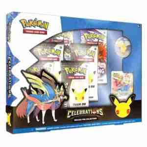 Pokemon TCG: Celebrations Deluxe Pin Box