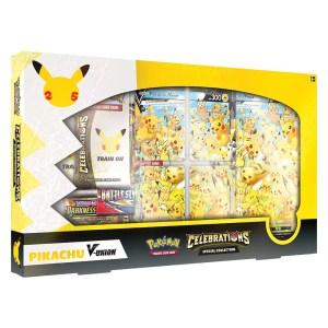 Pokemon TCG: Celebrations Special Collection Pikachu V-Union