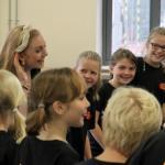 Bath Theatre School - Annie Get Your Gun Masterclass 004