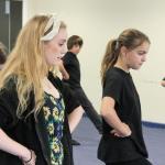 Bath Theatre School - Annie Get Your Gun Masterclass 048