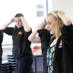 Bath Theatre School - Annie Get Your Gun Masterclass 052