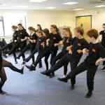 Bath Theatre School - Annie Get Your Gun Masterclass 058
