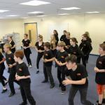 Bath Theatre School - Annie Get Your Gun Masterclass 067