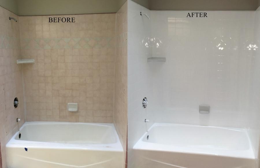 porcelain bathtub repair tile reglazing