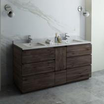 double bathroom vanities 65 to 72