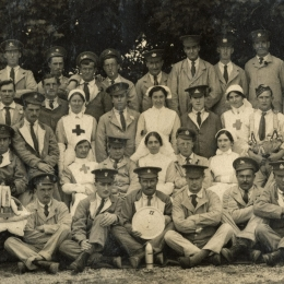 A tribute to the work of the Bath War Hospital