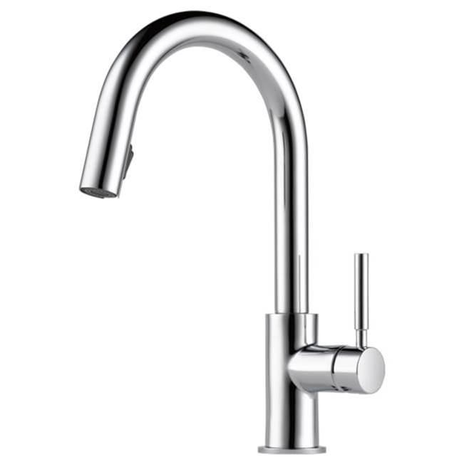 brizo solna pull down kitchen faucet