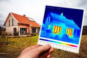 THERMOGRAPHIE INFRAROUGE AVEC CAMÉRA THERMIQUE