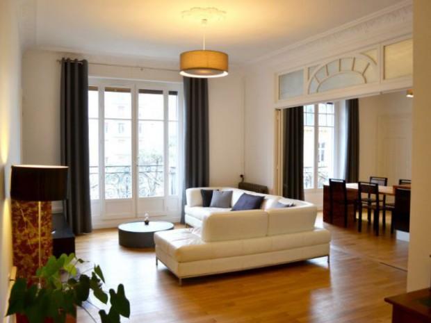 Un Appartement Haussmannien Optimis Avec Un Budget Limit