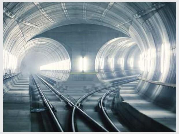 Inauguration du tunnel de base du Saint-Gothard, le plus long tunnel ferroviaire au monde le mercredi 1er juin 2016