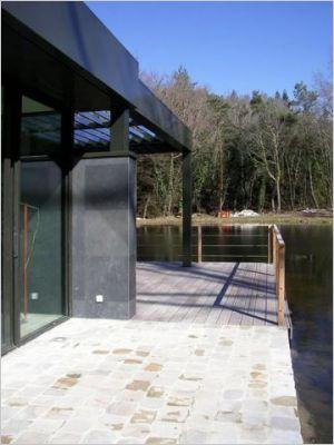 Reportage Maison sur le lac