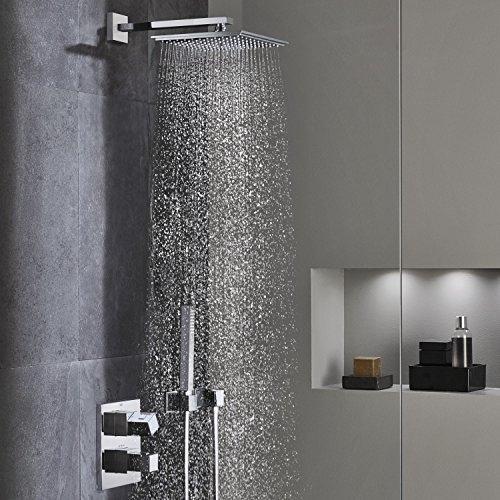 Robinetterie de douche encastrée Grohe Euphoria Cube 150
