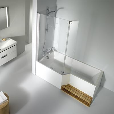 douche quelle solution choisir douche italienne. Black Bedroom Furniture Sets. Home Design Ideas