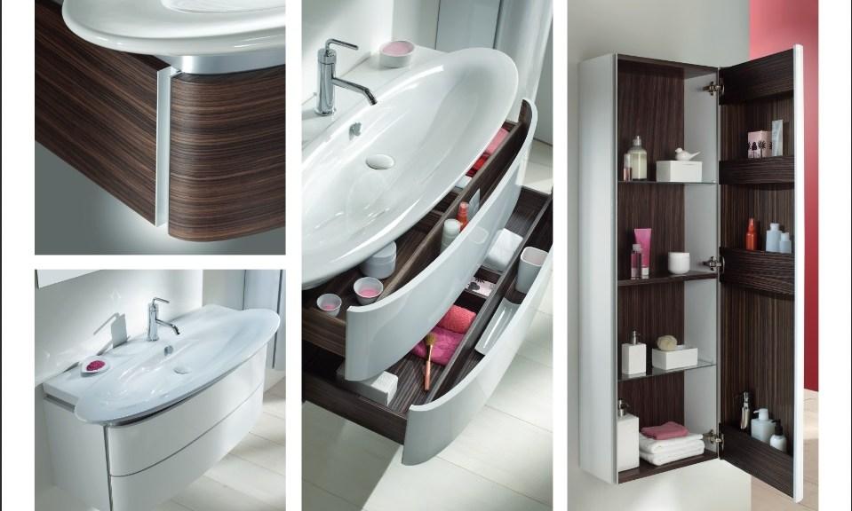 Meuble de salle de bain de la marque Jacob Delafon