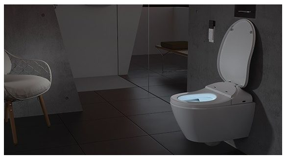 WC lavant sechant ViClean-U+ Villeroy et Boch