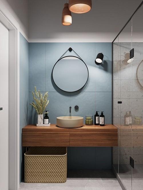 meuble lavabo pour salle de bain de