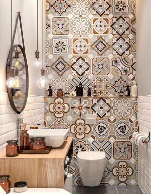 salle de bain faience ou peinture