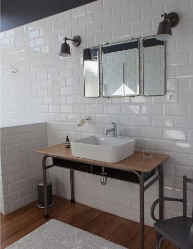 meubles de deco de salle de bain