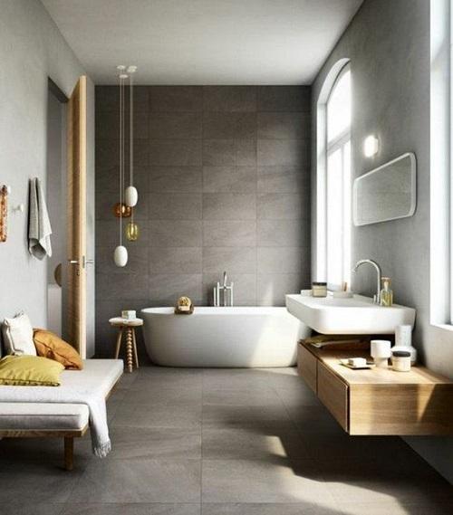 recarreler une salle de bain