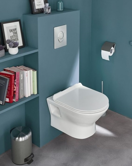 meuble dans une salle de bain