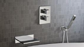 robinet baignoire mitigeur melangeur