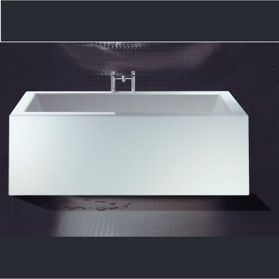 baignoire ilot rectangulaire ice