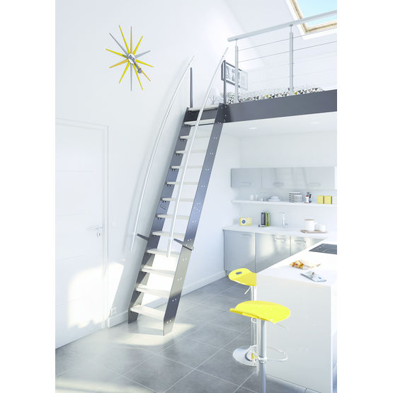 Escalier Echelle De Faible Encombrement Venise Lapeyre