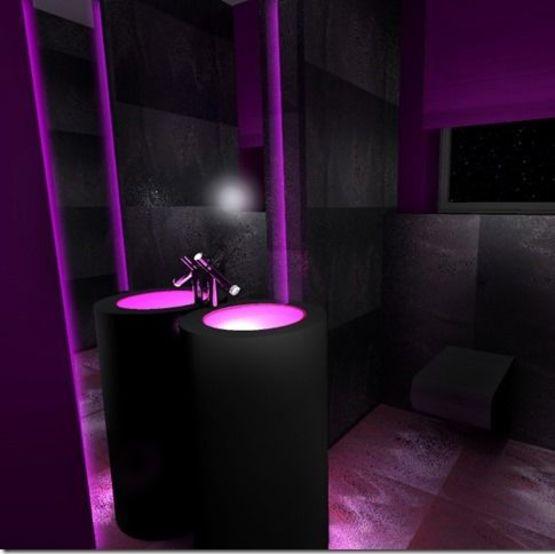 fusion de 2 lavabos en polyethylene de 88 cm de hauteur colonne lavabo fusion 2 collection wet