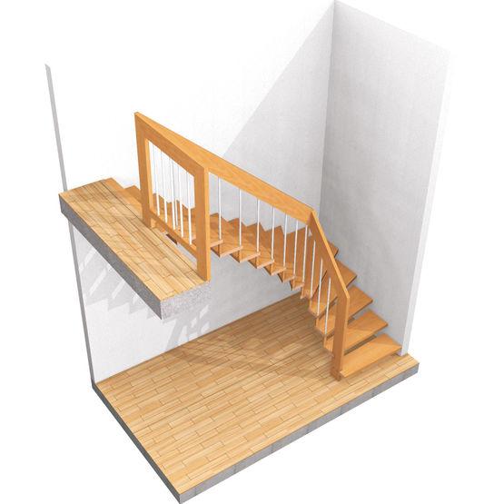 Logiciel De Construction D Escaliers Avec Visualisation Realiste En 3d