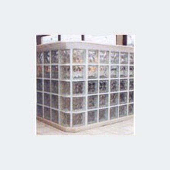 Panneaux Prefabriques Raccordables Ou Non En Briques De Verre Panneaux Standards Saverbat