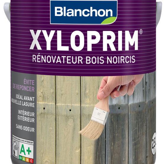 primaire avant lasure pour bois grisailles et noircis xyloprim bois noircis
