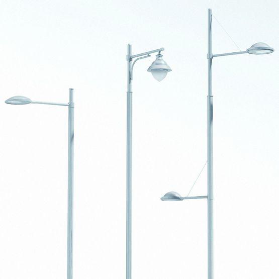 systeme d eclairage public de 4 a 12 m de hauteur city line