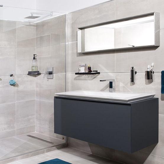 accessoires pour salle de bains