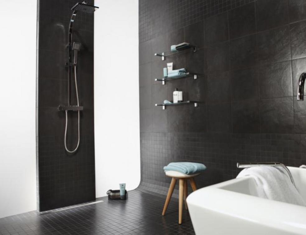 3 solutions pour une douche de plain pied