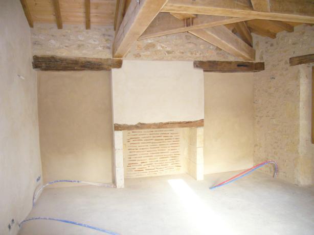 Façade Enduit Intérieur | Chaux | Les Bâtisseurs D'Arcamont