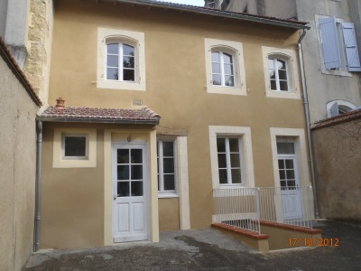 Restauration de façade - Auch rue Pagodeoutes