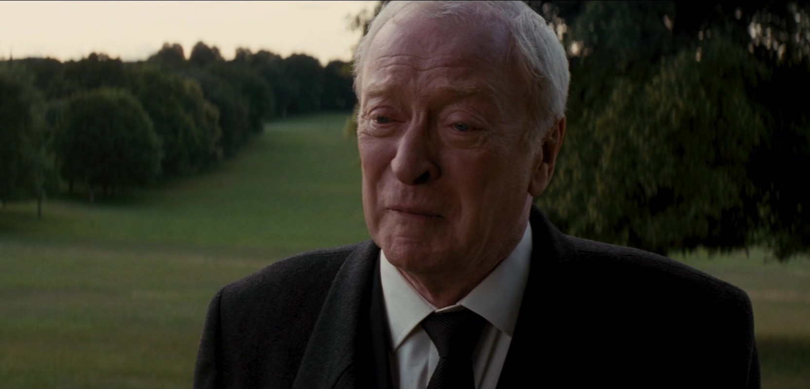Image result for the dark knight rises alfred crying