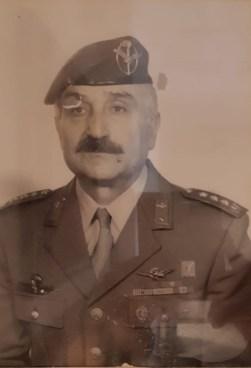 Ten. Col. Alberto Di Fenza 23 settembre 1982 - 15 dicembre 1991