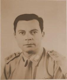 Ten. Col. Aldo Mangione 21 luglio 1966 - 13 marzo 1968