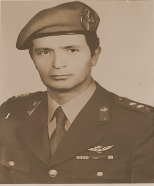 Ten Col Francesco D'Amelio 2 ottobre 1977 - 18 novembre 1978