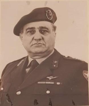 Ten. Col. Ugo De Matteis 19 novembre 1978 - 22 settembre 1982