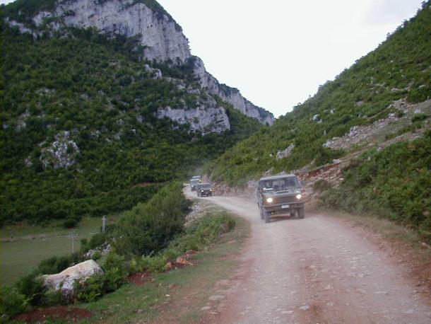 Albania 2002