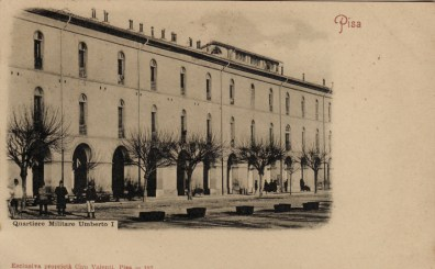 Caserma Umberto I* Cortile interno