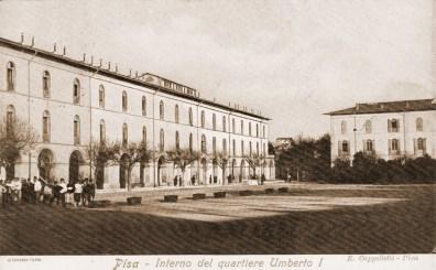 Caserma_Umberto_I_Cortile_Interno_1_Pisa
