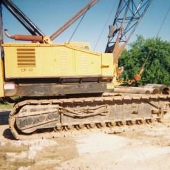90 ton Lima Service Crane