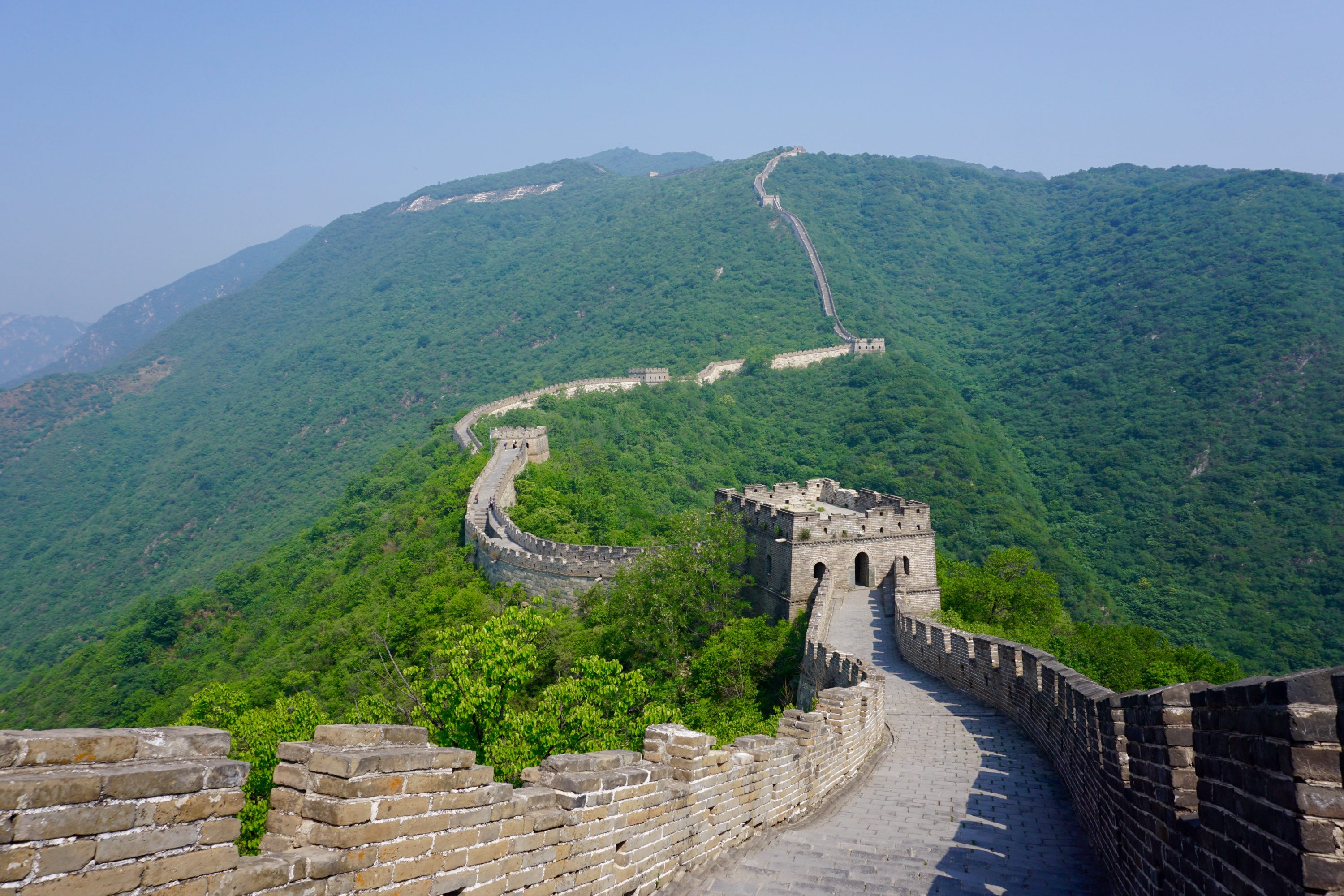 Two Great Day Trips To The Great Wall Of China